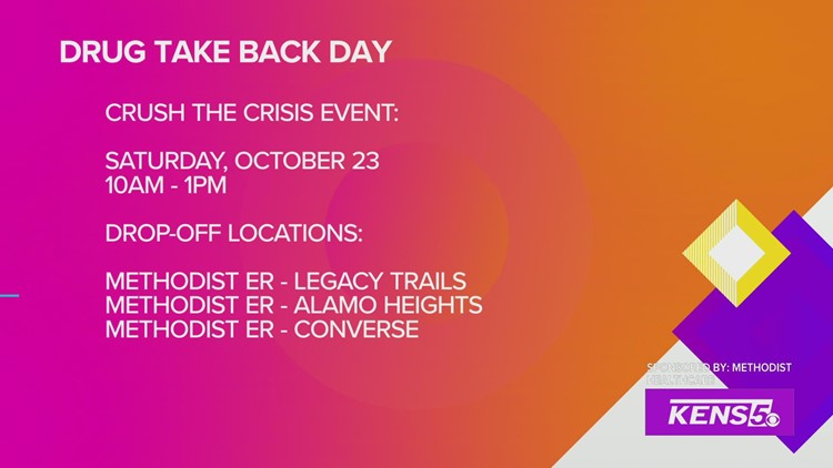 Here's how you can participate in the Crush the Crisis event