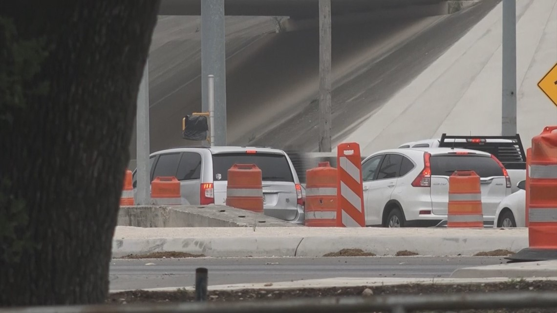 Txdot Announces New Timeline For Construction At 1604 And