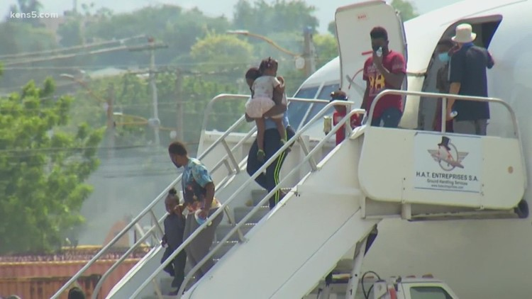Three ICE officers injured after planes carrying migrants landed in Haiti, authorities say