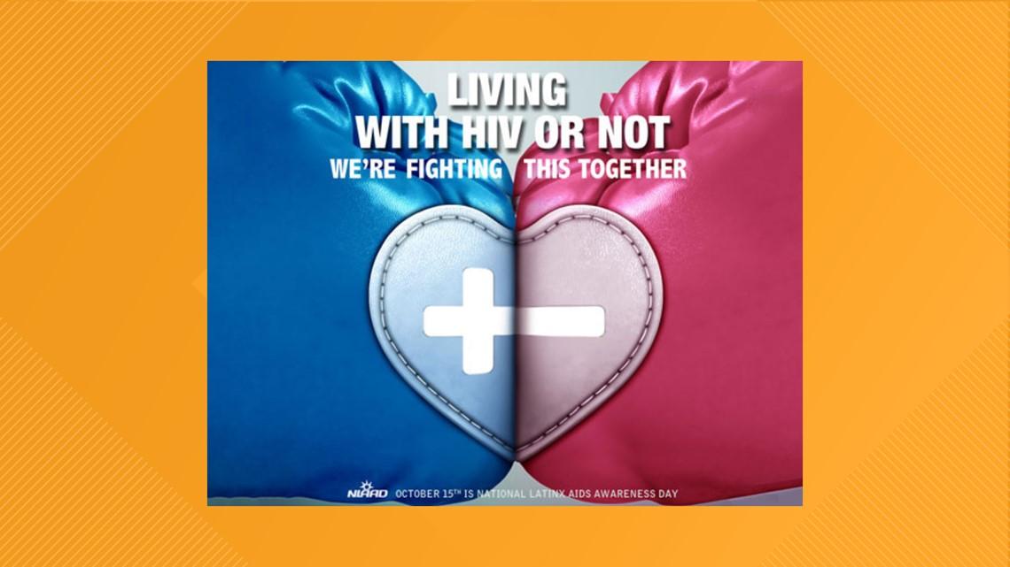 San Antonio recognizes LatinX Aids Awareness