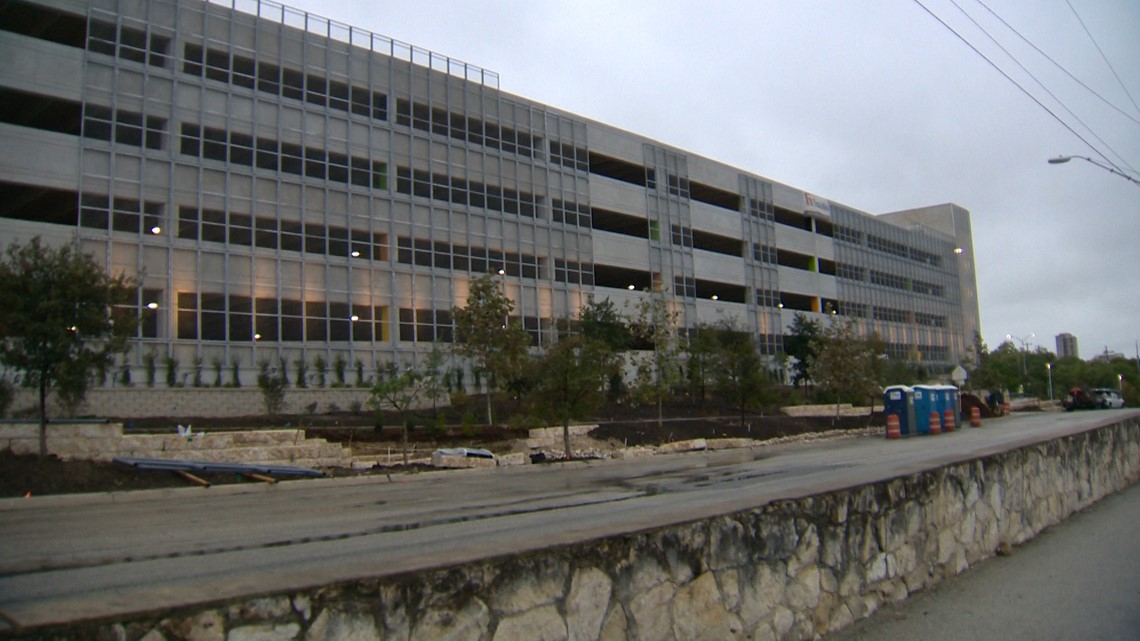 Zoo Celebrates Grand Opening Of New Parking Garage Kens5 Com