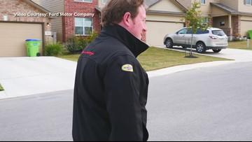 Ford restores San Antonio man's beloved Mustang