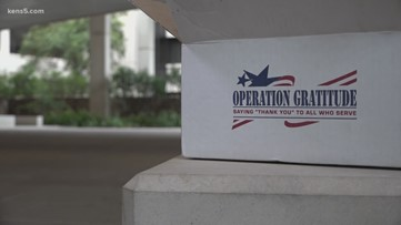 Care packages say thank you to those who serve overseas | Mission SA