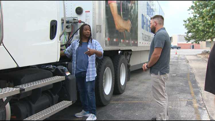 Truck drivers needed in San Antonio; free training available