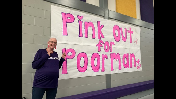 pink out for poorman