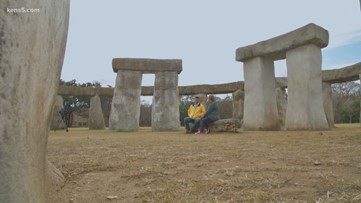Texas Outdoors: There's no mystery to who's behind Stonehenge 2 or the Moai!