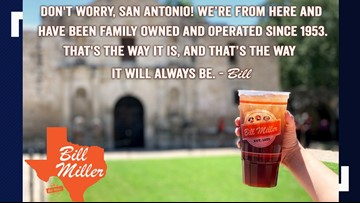 Bill Miller Bar-B-Q assures customers it will stay family owned