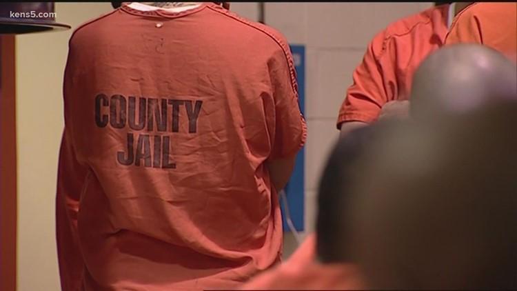 San Antonio man facing three felonies held in jail without bond