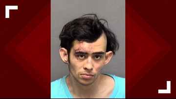 Man allegedly threatened to shoot police officer, students at SAISD school