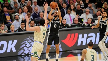 SPURS GAMEDAY: Another big test awaits Silver and Black in Boston