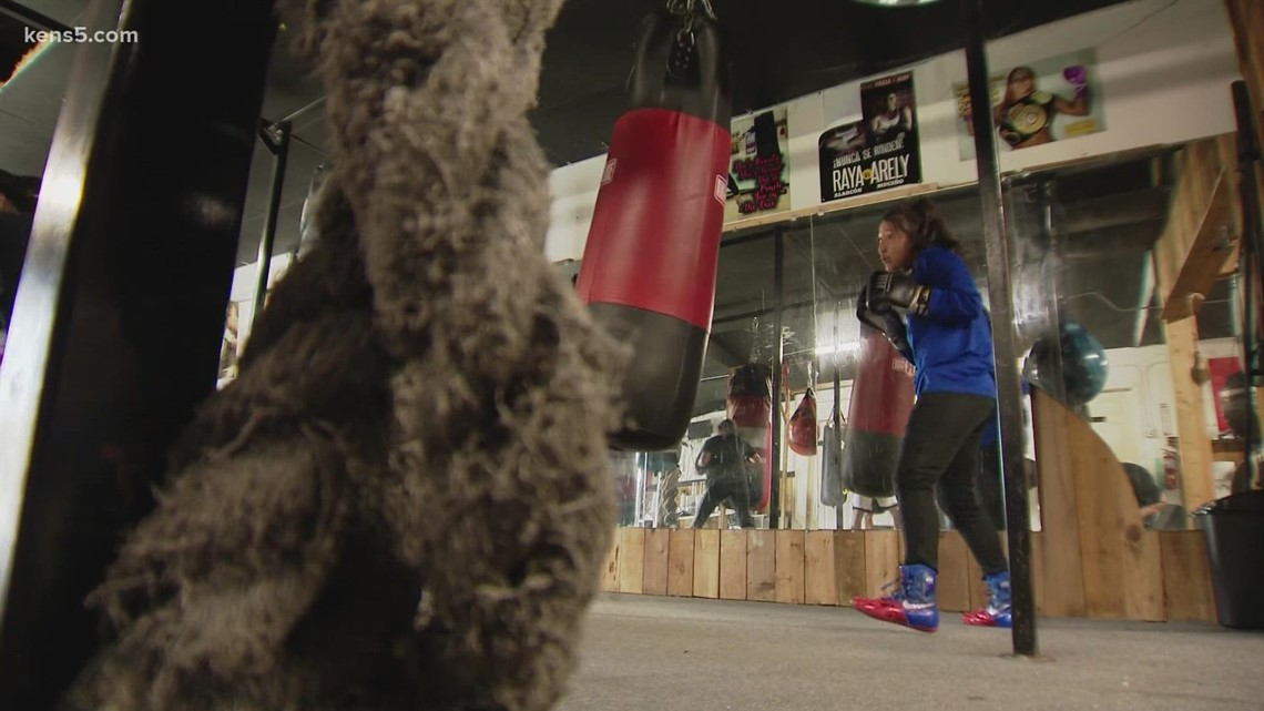 These young girls have a real shot at becoming elite boxers   Kids Who Make SA Great