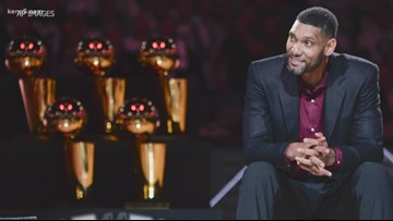 'I enjoyed my journey' | Tim Duncan reacts to Hall of Fame induction as tributes pour in