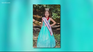 Meet the Floresville girl who isn't letting a genetic disease be an obstacle | Kids Who Make SA Great