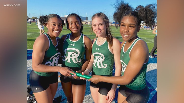 After three years of perfecting their strategy, Reagan High relay team hopes to take gold in Austin