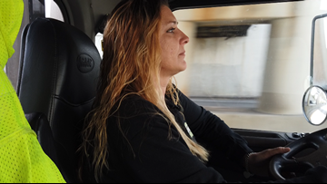Female wrecker battles stigmas in a male-dominated industry