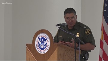 Border Patrol chief outlines problems, concerns in 'State of the Border' address to community