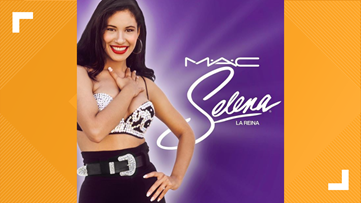MAC Cosmetics new collection of Selena makeup now available for pre-order