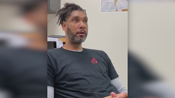 Tim Duncan reflects on his Hall of Fame induction