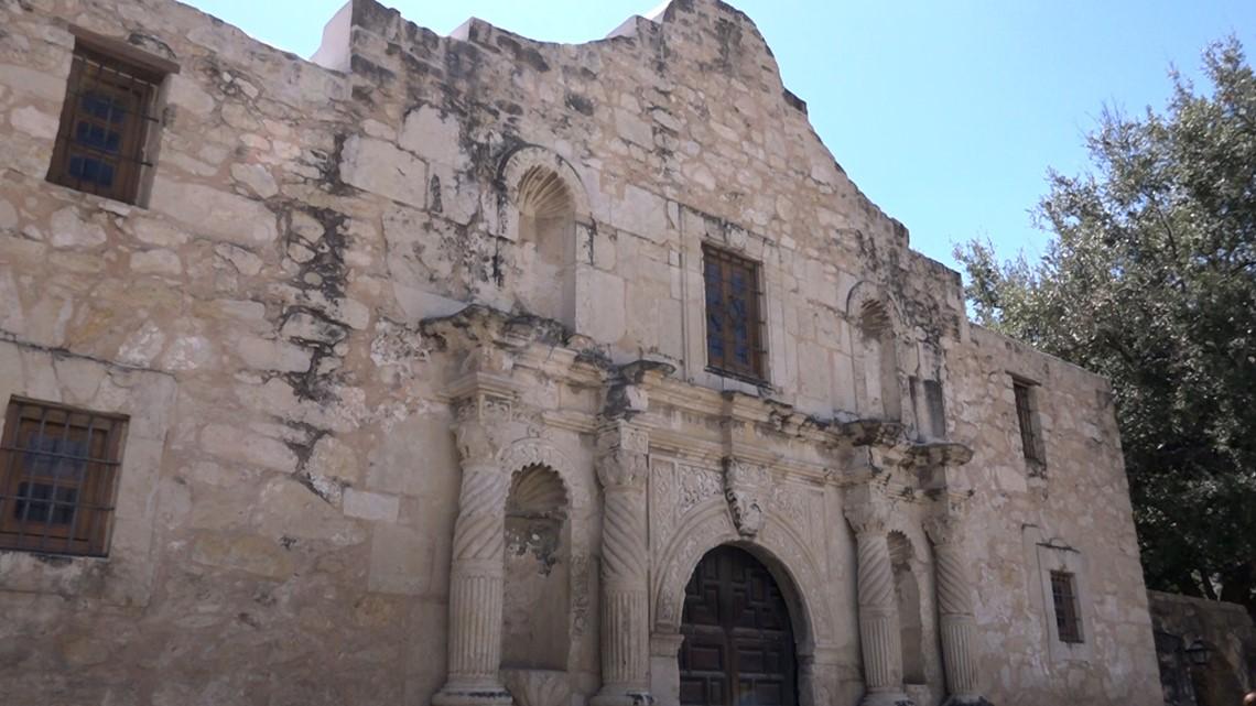 Alamo defender descendant recalls his decades of research into his roots