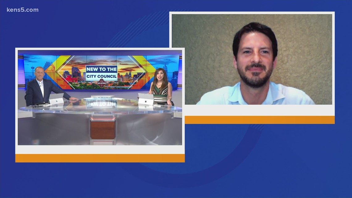 Mario Bravo talks about his victory in the race for City Council District 1 seat
