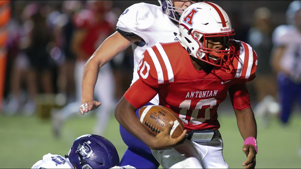 TAPPS DI / DISTRICT 3 PREVIEW: Antonian, Central Catholic working to narrow gap against Houston-area teams
