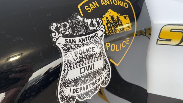 What a typical Fiesta night is like for SAPD's DWI unit