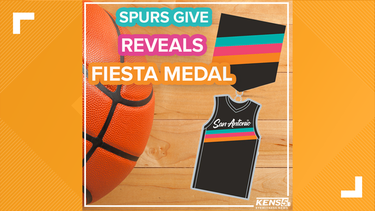 Spurs Give unveils 2021 collectible Fiesta medal