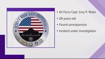 JBSA Air Force officer found dead has been identified