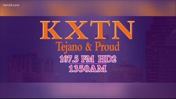KXTN Tejano 107.5 replaced by pop station