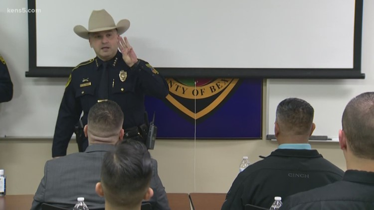 BCSO deputies begin 12-week training