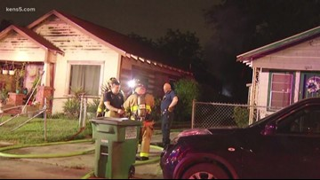 Family without a home after house fire