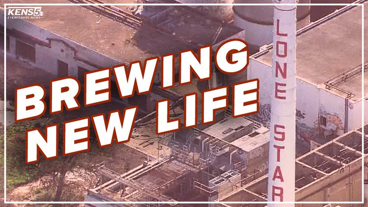 Brewing new life in the Lone Star District