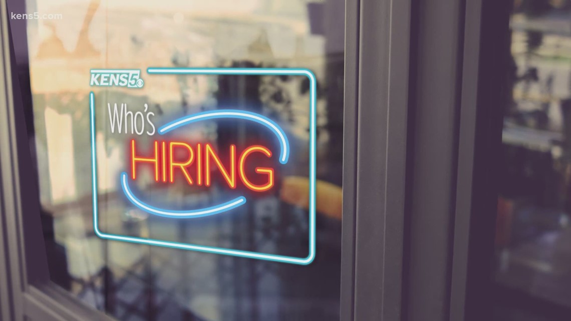 Who's Hiring: Need a job? Here's where to find one in San Antonio