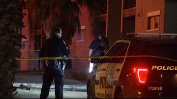 Man shot in the head following 'altercation' at east side apartment complex