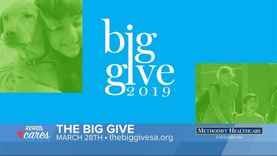 KENS CARES: Make a difference with The Big Give!