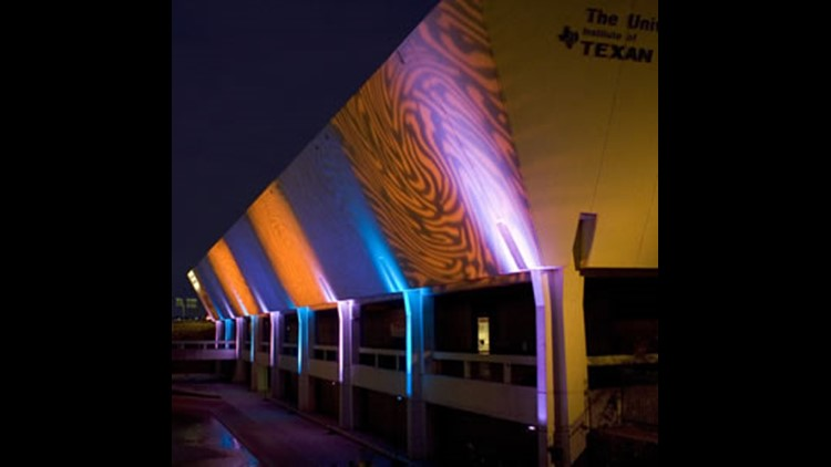 New to Town: Institute of Texan Cultures