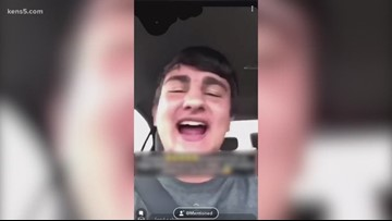 Man broadcasts his own police chase and arrest on social media