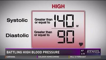 Real Men Wear Gowns: Battling high blood pressure