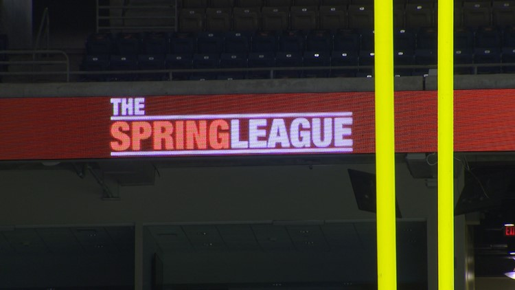 'The Spring League' hopes to have forever home in San Antonio