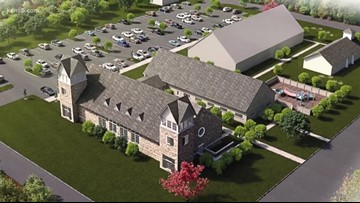 Sutherland Springs First Baptist Church announces dedication date