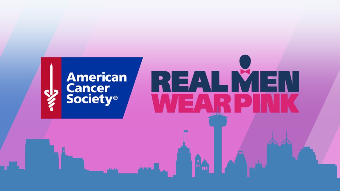 Real Men Wear Pink to help fight breast cancer | KENS Cares