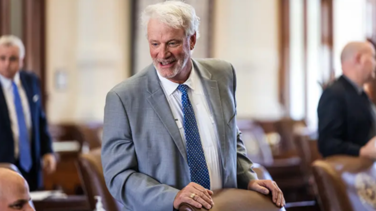 GOP state Rep. Lyle Larson, who has increasingly broken with his party, won't seek re-election