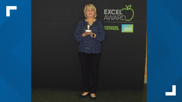 EXCEL Award winner Lori Rogers