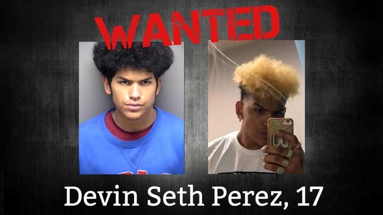 Devin Seth Perez