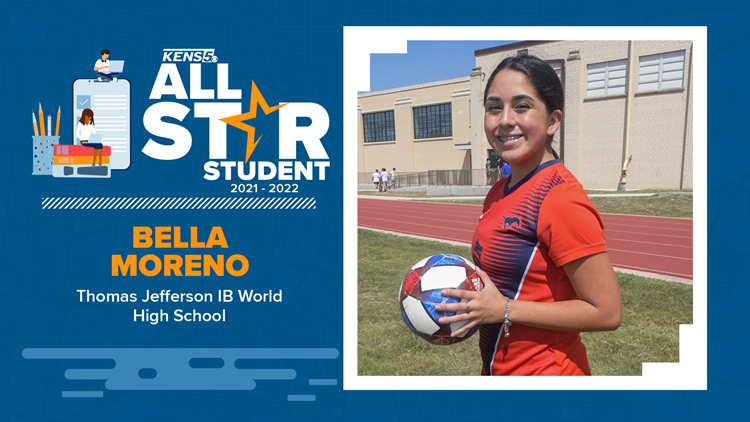 For the win: All-Star student on the fast track to success