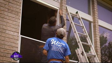 CITY PROS: Window World helps you get replacement windows that fit your home