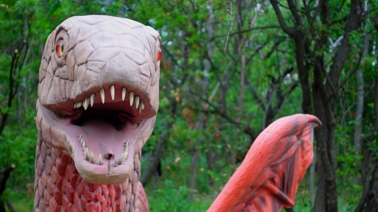 Fantasy invades the familiar: What to expect at the San Antonio Zoo's new Dragon Forest