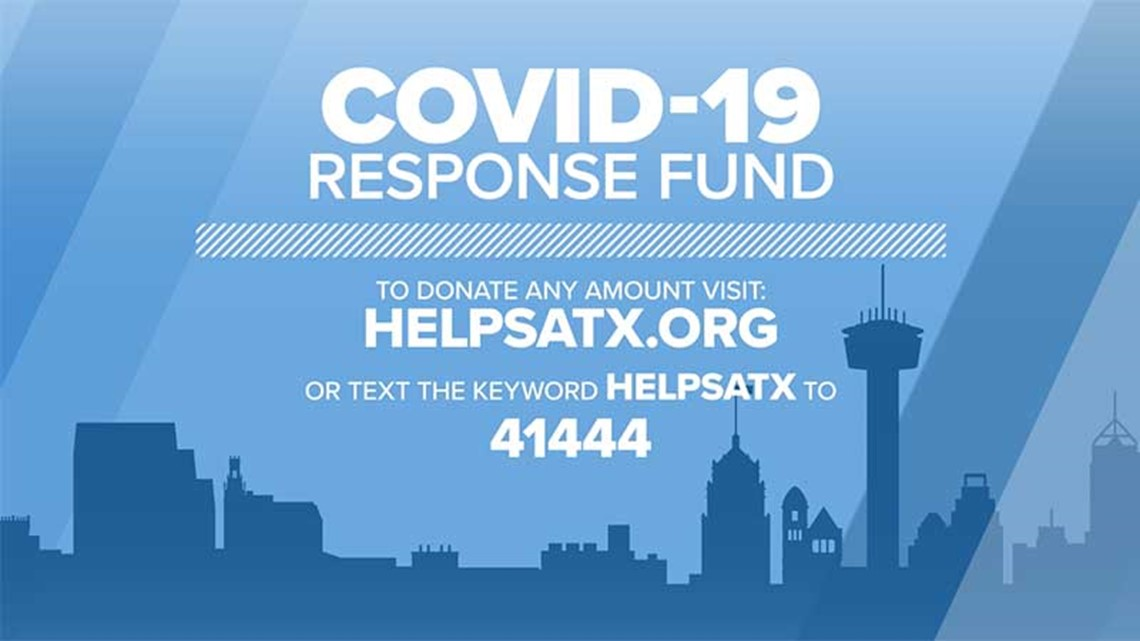 KENS CARES: COVID-19 Community Response Fund helps most vulnerable in San Antonio