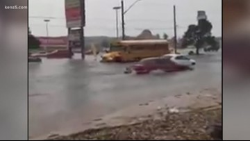 Why does Marbach Road flood so much?