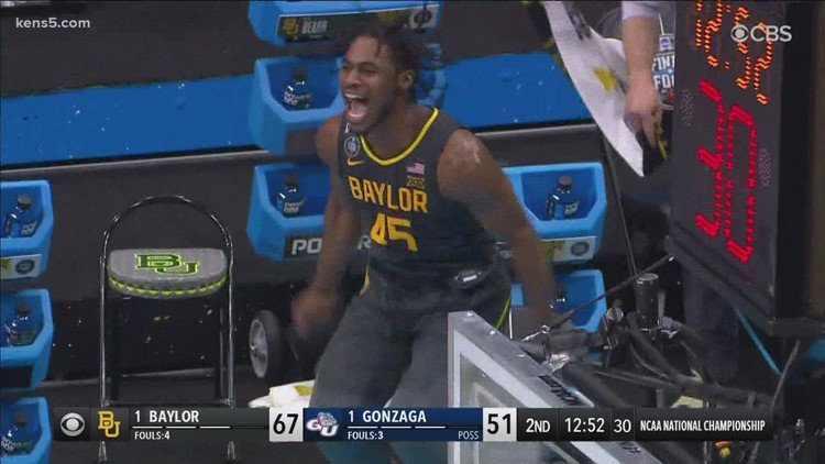 Baylor Bears bring NCAA title home to Texas in huge win over Gonzaga